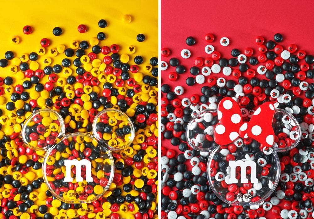 M&M'S Store Disney Springs concept art