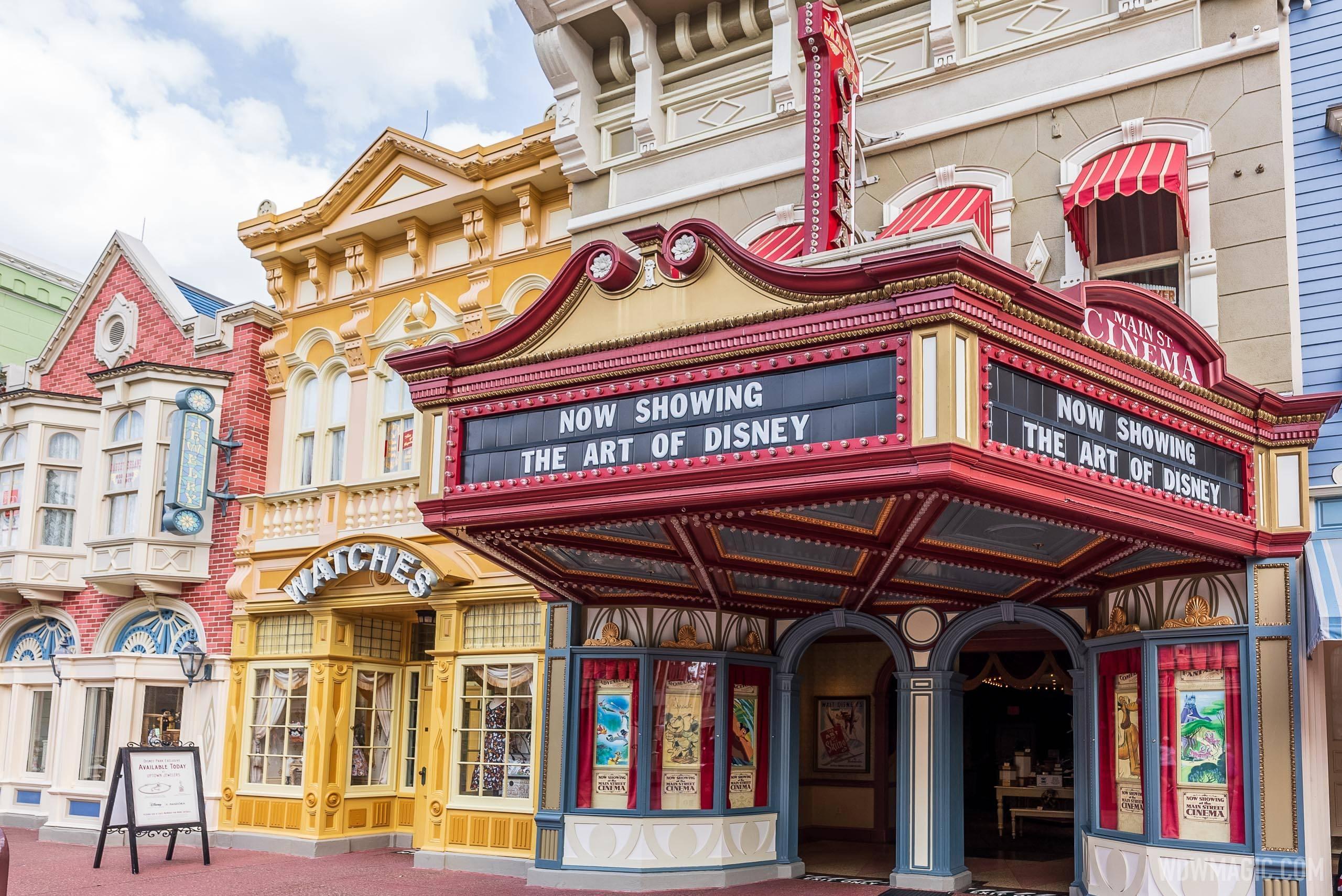 Main Street Cinema overview