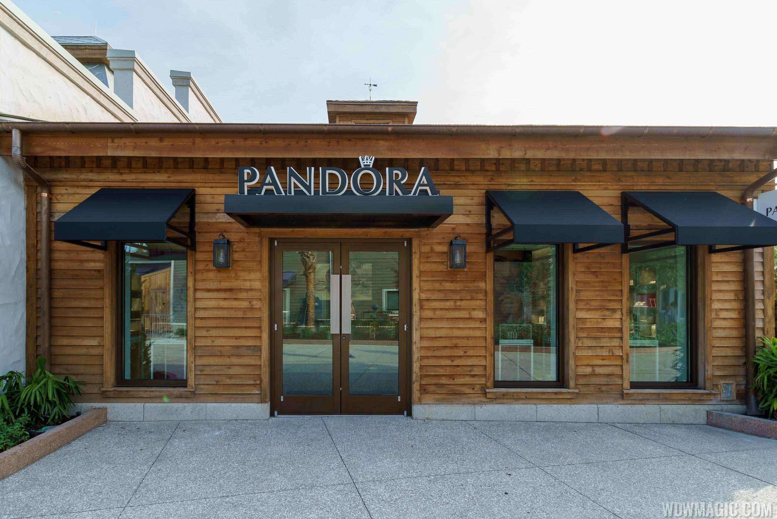 Pandora overview