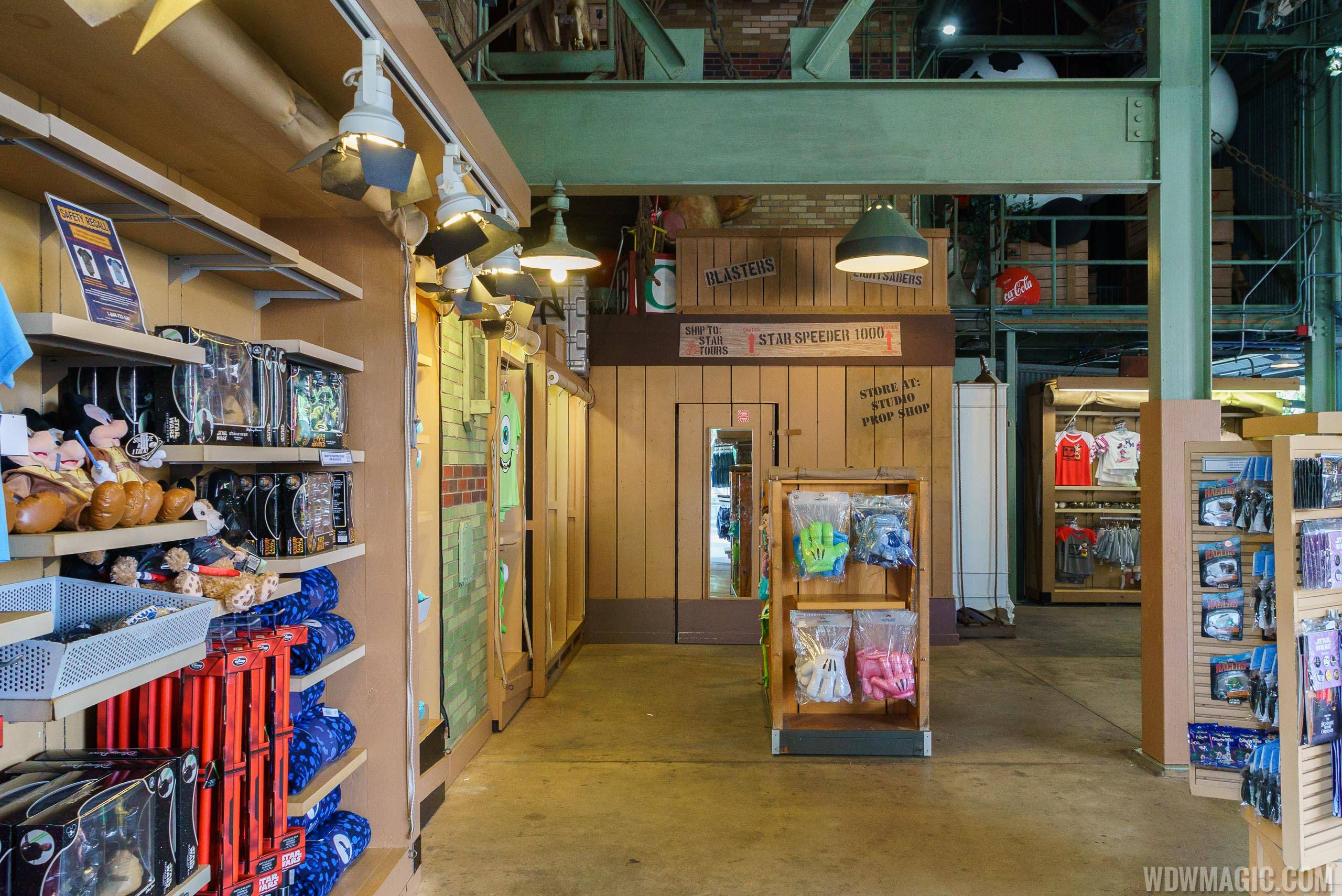 Prop Shop overview