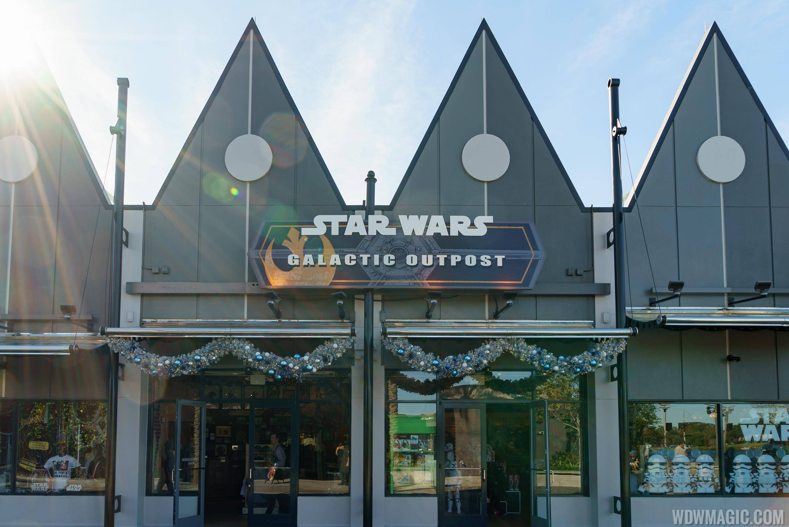 Star Wars Galactic Outpost overview