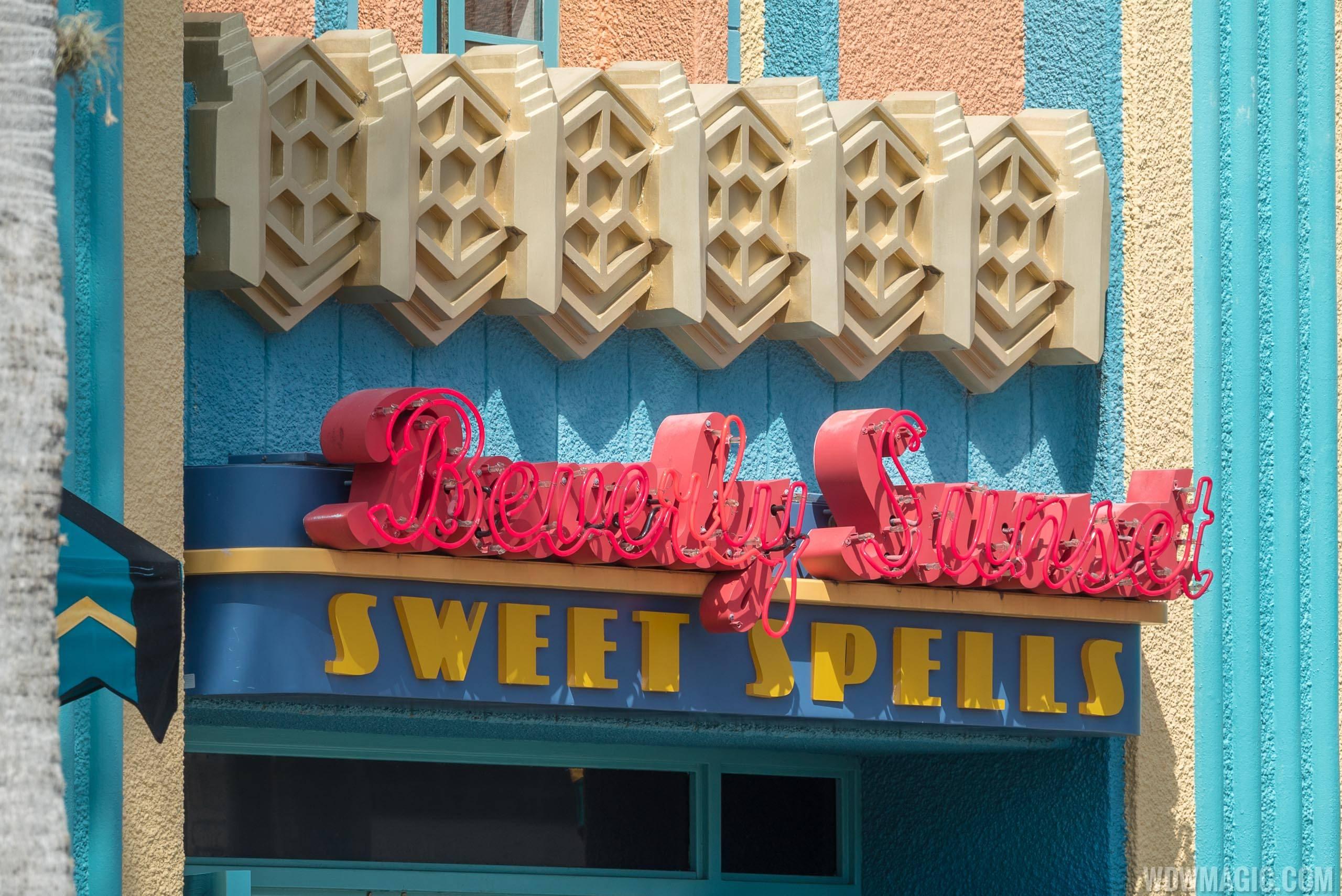 Sweet spells overview