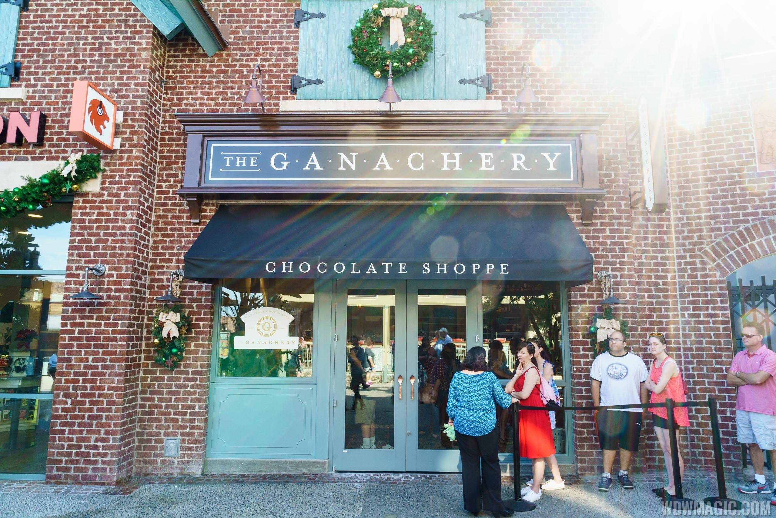 The Ganachery overview