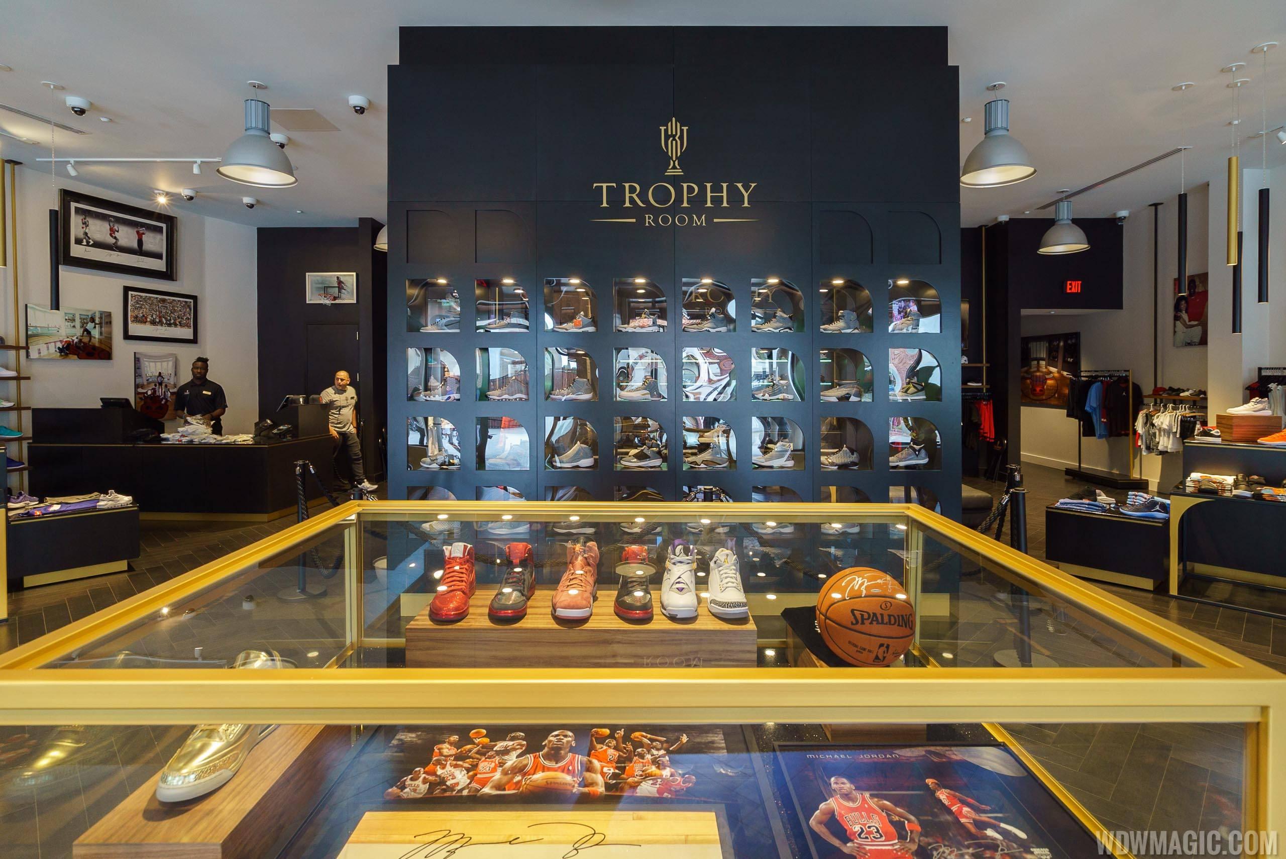 Trophy Room overview