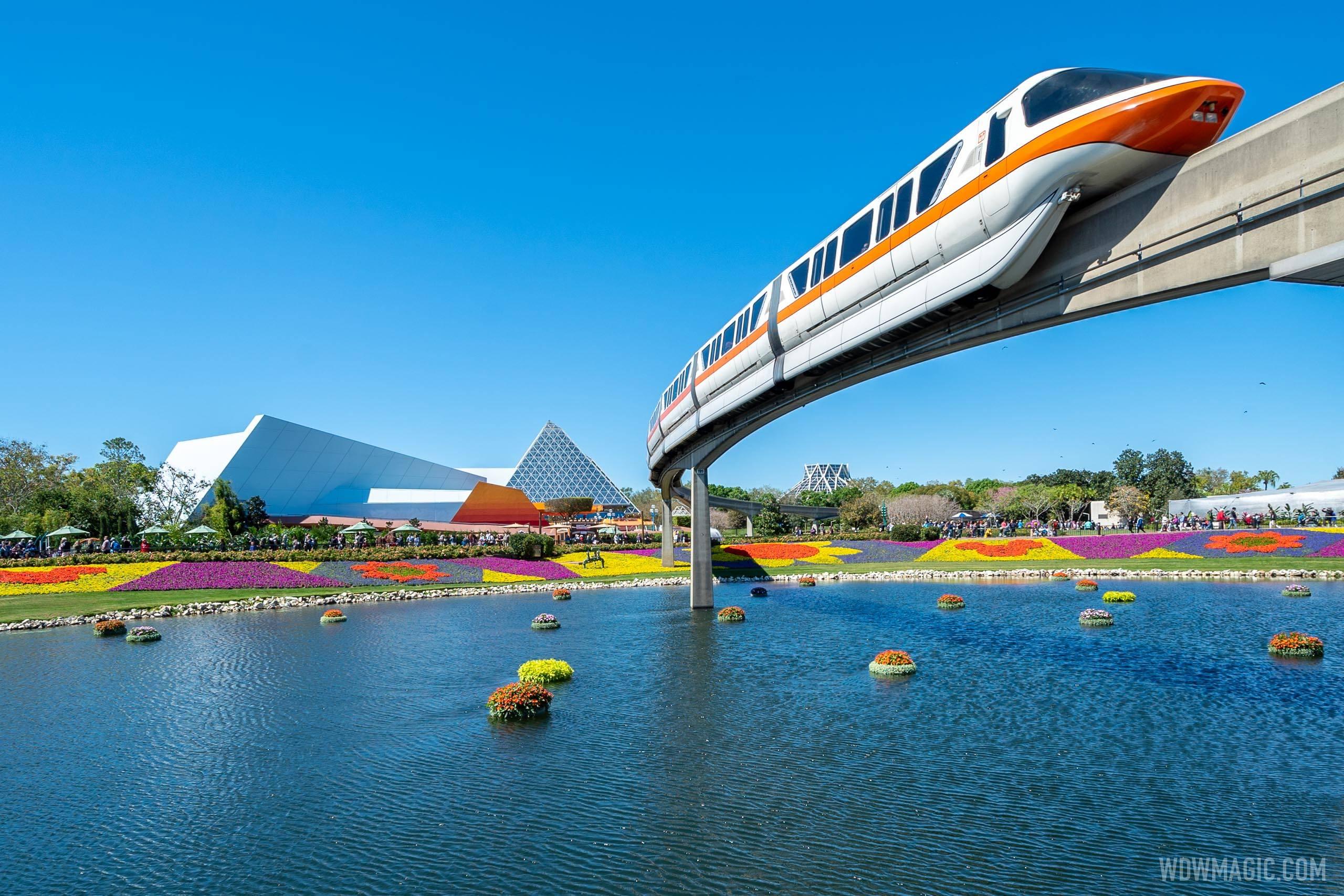 Walt Disney World Monorail System overview