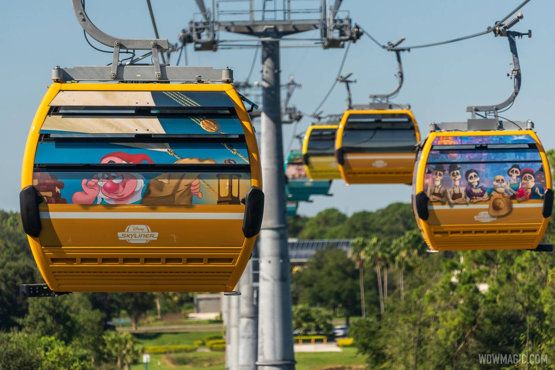 Disney Skyliner overview